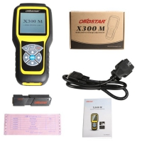 OBDSTAR X300M Odometer Adjustment Tool OBDSTAR X300M OBDII Mileage Correction Update Online Adds Mercedes Benz
