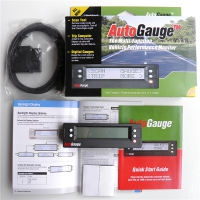 Autogauge Multi-function Vehicle Monitor Tool Scan Gauge II Data Monitoring Tool