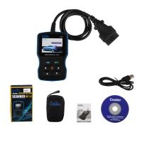 Creator C300 OBDII/EOBD Scan Tool Creator C300 OBD2 Code Reader Scanner With V4.1 Creator C300 Software Download