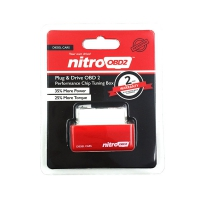 Nitroobd2 diesel chip tuning box plug and drive Nitro obd2 diesel red economy chip tuning box
