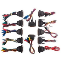 Tacho pro 2008 full set cables Tacho universal v2008 Full Cables Set For Tacho Universal Dash Programmer
