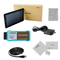 VXDIAG VCX NANO Wifi for Porsche Piwis ii Tester with Win10 Tablet Pad PC installed V18.100 Porsche Piwis tester 2 software