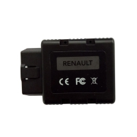 Renault-COM Bluetooth Diagnostic and Programming Tool New Renault-COM Diagnostic interface Replacement of Renault Can Clip
