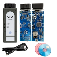 Wifi VAS 6154 Clone VAS6154 VAG Diagnostic Interface With ODIS 4.2.3 Download Software Replacement VAS 5054a