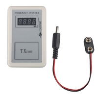 Portable frequency counter Remote Control Transmitter Mini Digital Frequency Counter (250MHZ-450MHZ)