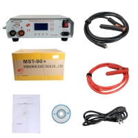 MST-90+ Intelligent Automotive Power Processor & Charger Car Stabiliser Power Supply for Icom BMW ECU Programming Voltage Battery Voltage Regulator