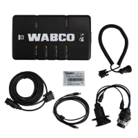 Wabco Diagnostic Kit (wdi) Professional Diagnostic Trailer and Truck Diagnostic With WABCO Diagnostic Software
