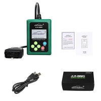 Lonsdor JLR-IMMO Device For Land Rover & Jaguar JLR IMMO OBD Key Tool Update Online Newly Add KVM and BCM