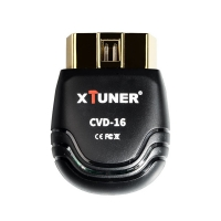 Bluetooth XTUNER CVD-16 12V/24V Heavy Duty Truck Diagnostic Tool XTUNER CVD-16 HD Truck Scanner With V4.7 XTUNER CVD-16 Software Support Android System