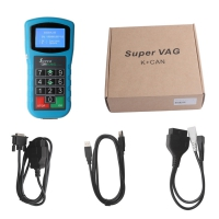 Super VAG K+CAN Plus 2.0 For VW Audi Skoda Seat Super VAG 2.0 K+Can With V1.12 Software And V6.1.8 Firmware