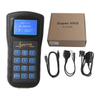 Super VAG K+CAN V4.8 Odometer Correction Super VAG 4.8 K+CAN With Super VAG K+CAN V4.8 Update Software