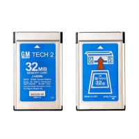 GM tech 2 32MB PCMCIA Memory CARD FOR GM TECH2 Six Software-GM, OPEL VETRONIX , SAAB, ISUZU, SUZUKI, Holden Export, Australia Holden