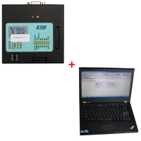 Xprog m box v5.55 ECU Programmer With Lenovo Thinkpad T420 Laptop installed XPROG 5.55 software Especially for BMW CAS4 Decryption