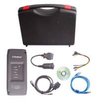 Perkins EST diagnostic adapter Perkins Diagnostic Interface With Perkins est 2015A software