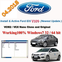 V109 Ford IDS Software Download Ford VCM IDS V109 Software Full Support Online programming
