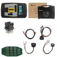 VVDI-Prog VVDI Prog V4.8.4 Programmer Get Free BMW ISN Read Function and NEC, MPC, Infineon etc Chip