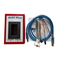 BMW AK91 Plus key programmer V4.00 BMW AK91+ key Maker for All BMW EWS 1995-2009 Supports EWS4.4