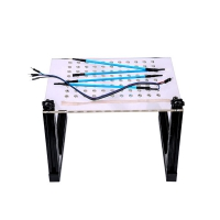 LED BDM Frame with 4 Probes Mesh Full Kit LED BDM Frame Programmer Full Set With 4 Probes Pens