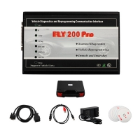 Fly 200 Pro Ford Mazda Scanner Fly 200 Pro vehicle communication module With Ford IDS V84 and Mazda IDS V82 software