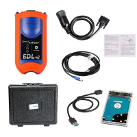 John Deere Diagnostic EDL V2 Electronic Data Link John Deere Service Advisor Truck Diagnostic Kit with V4.2 John Deere software