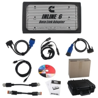 Cummins INLINE 6 Data Link Adapter Cummins inline 6 adapter kit with V8.0 cummins insite Key generator