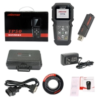 OBDSTAR TP50 TP 50 Intelligent Detection on Tire Pressure OBDSTAR TP50 TPMS Activator, Reset and Diagnostic Tool