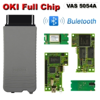VAS 5054A With OKI Full Chip V5.2.6 ODIS UDS VAS 5054A With Original Bluetooth AMB2300 And Buzzer Support Buzzer Alarm Function