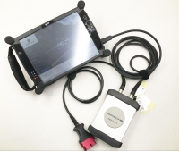 Piwis ii tester Samtec Porsche With EVG7 Tablet PC Installed V18.150.500 Porsche Piwis Tester 2 software Ready To use
