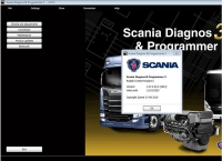 V2.37 Scania SDP3 Software Scania SDP3 2.37 Crack Software Without USB Dongle