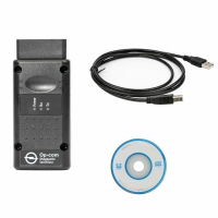 Opcom Firmware 1.7 Opel Op-Com diagnostic interface Opel Opcom 2014 can OBD2 with Single Layer PCB