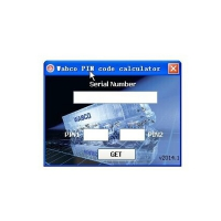 Wabco PIN Code Calculator Wabco pin code generator Wabco Diagnostic PIN/PIN2 Calculator