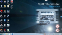V2019.05 MB Star SD Connect C4 C5 Software Download 05/2019 Mercedes Benz Xentry Das Software Support win7 system