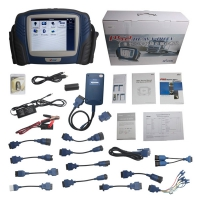 Xtool PS2 HD Truck Diagnostic Tool Bluetooth Wireless Xtool PS2 Heavy Duty Scanner Update Online