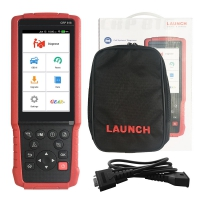 Launch CRP818 Diagnostic Tool For European Car Launch CRP 818 Full System OBD2 Diagnostic Tool for European Models Update Online