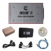 Cummins Inline 5 Data Link Adapter For Cummins Inline 5 Diesel Engine With Cummins Insite 7.62 Software