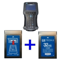 GM Tech 2 Scanner Vetronix Tech 2 Clone With 2pcs Tech 2 32MB Memory Card