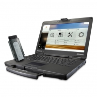 Genuine Porsche PIWIS Tester III PT3G VCI With PANASONIC CF54 Laptop Installed V37.250.020 Porsche Piwis 3 software
