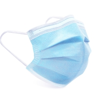 Protective mask With Three Layer Disposable Safety Mask Features Medical Grade Standards 50pcs/lot