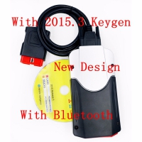 Lastest Design Delphi DS150e Bluetooth Delphi DS150e New VCI With And Delphi 2015 release 3 software and Autocom/Delphi 2015.3 Keygen