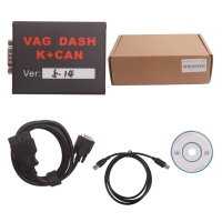 VAG Dash CAN V5.14 Interface VAG DASH K+CAN 5.14 Immo Reading With VAG DASH K+CAN V5.14 software