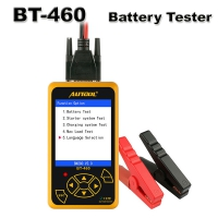 AUTOOL BT-460 Automotive Battery Tester AUTOOL BT-460 Car Battery Tester Analyzer For 12V Cars And 24V Heavy Duty Trucks