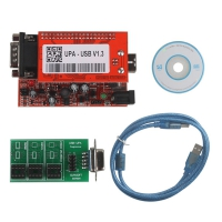 V1.3 UPA USB Main Unit For UPS USB Device Programmer China UPA USB 1.3 Main Device With Red PCB