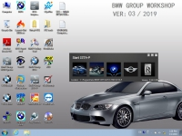 V2019.3 BMW ICOM Software Download 03/2019 ISTA BMW Software ICOM Rheingold ISTA-D 4.15 ISTA-P 3.66 With Engineering Mode Installed in HDD Support Win7