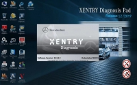 V2019.12 MB SD Connect C4/C5 Software 12/2019 Mercedes Xentry Das Download Software HDD with DTS 8.14.016 , Vediamo Supports HHT-WIN