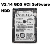 V2.14 GDS VCI Diagnostic Software built in 500G SATA Format HDD V2.14 GDS VCI Software