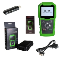 OBDSTAR H108 PSA Programmer OBDSTAR H108 PSA IMMO and Odometer Correction Programmer Support Peugeot Citroen Pin code reading
