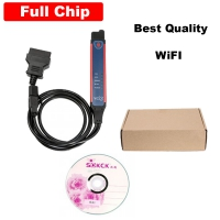 Scania VCI3 Full Chip Truck Diagnostic Tool V2.43 Scania VCI-3 VCI3 SDP3 Wifi Truck Scanner with High Level USB License Key
