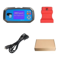 SBB3 Pro3 Key Programmer SBB3 PRO3 Car Key Programmer for Immobilizer/Odometer/ECU Reset via OBD Support Toyota G Chip and H Chip