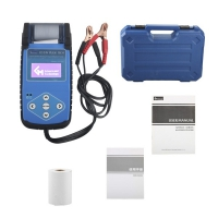 ABT9A01 Automotive Battery Tester With Printer 12V 24V ABT9A01 Digital Car Battery Analyzer