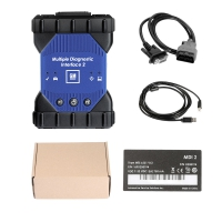 Wireless GM MDI 2 Multiple Diagnostic Interface Wifi GM MDI 2 Clone Supports All Opel/Vauxhall 16 pin vehicles from 1996 to 2017